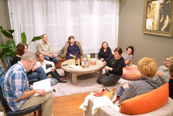 Book Club at Yoga Studio
